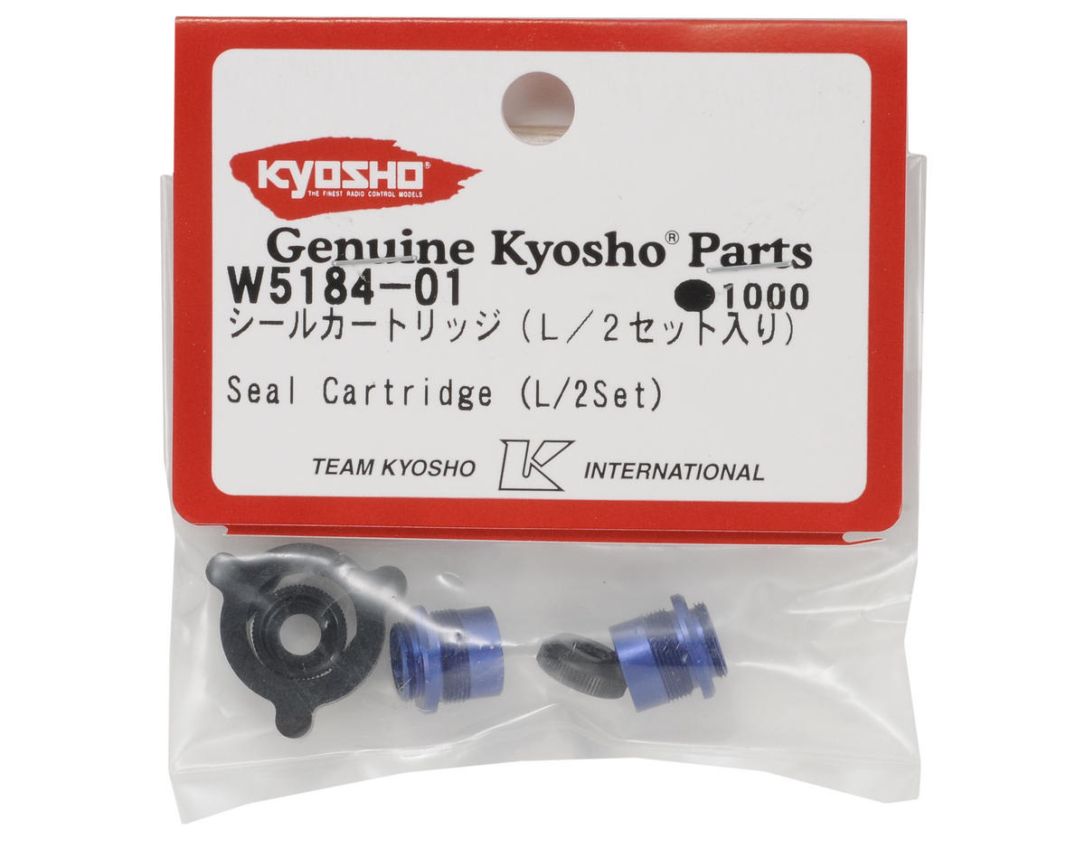 Kyosho Lower Shock Cartridge Set (2)