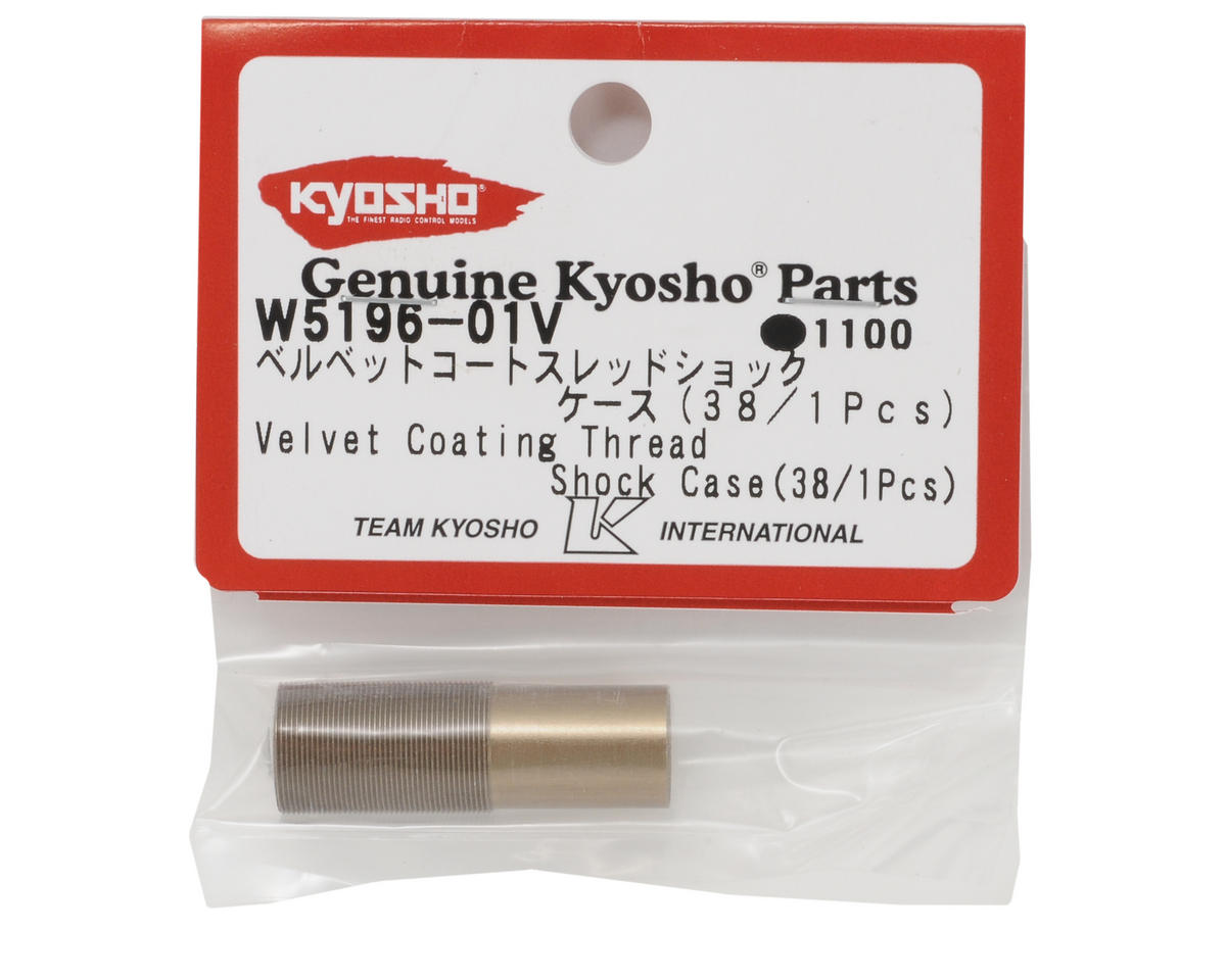 Kyosho 38mm Velvet Coated Threaded Rear Shock Body