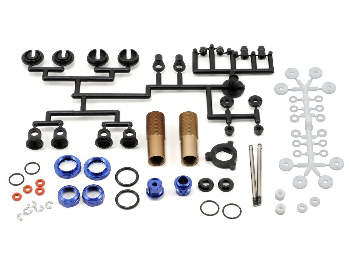 Kyosho Ultima SC 38mm Velvet Coated Triple Cap Shock Set