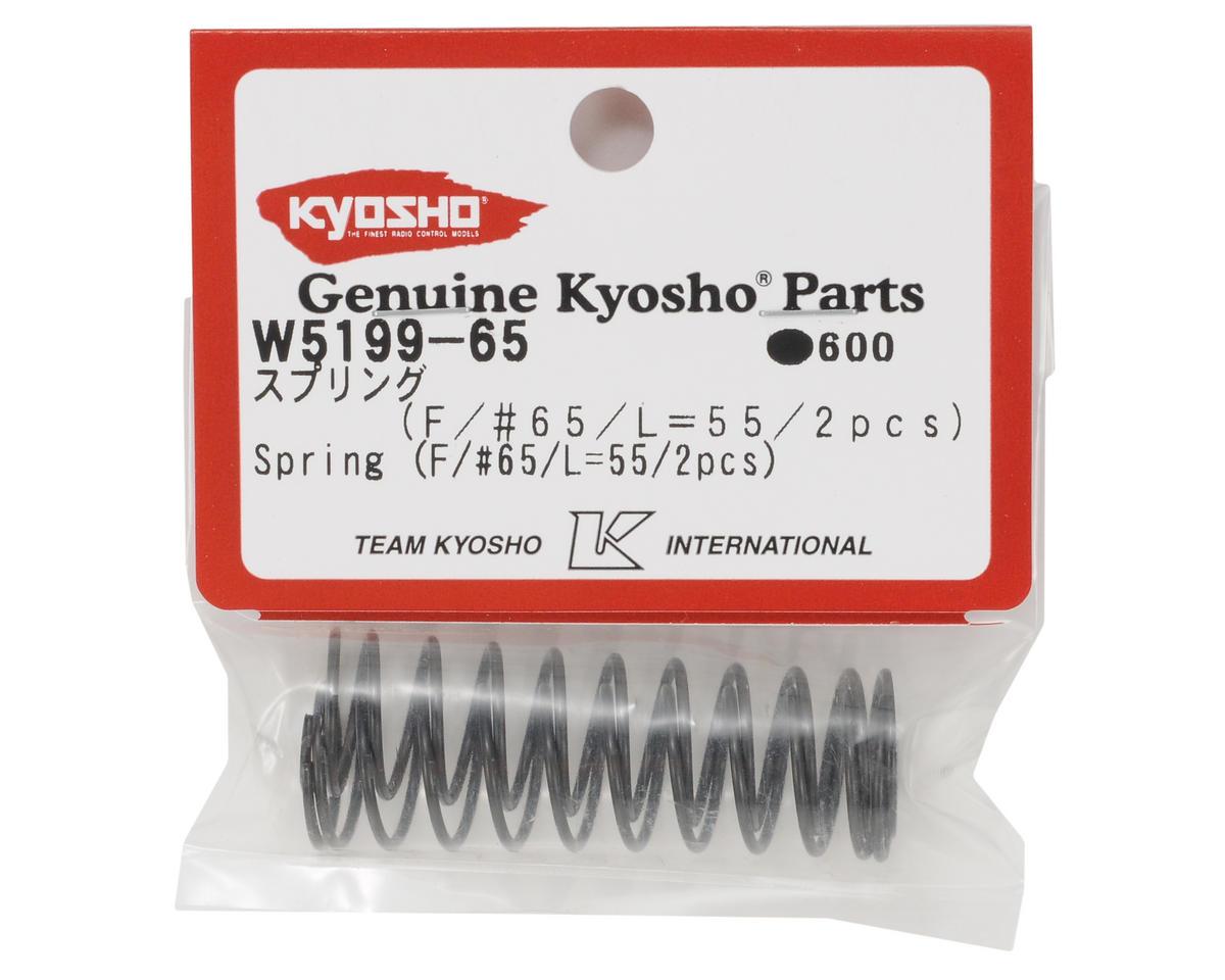 Kyosho 55mm Front Shock Spring (#65) (2)