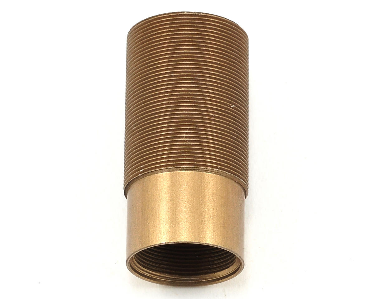 30mm Velvet Coated Triple Cap Threaded Shock Case by Kyosho