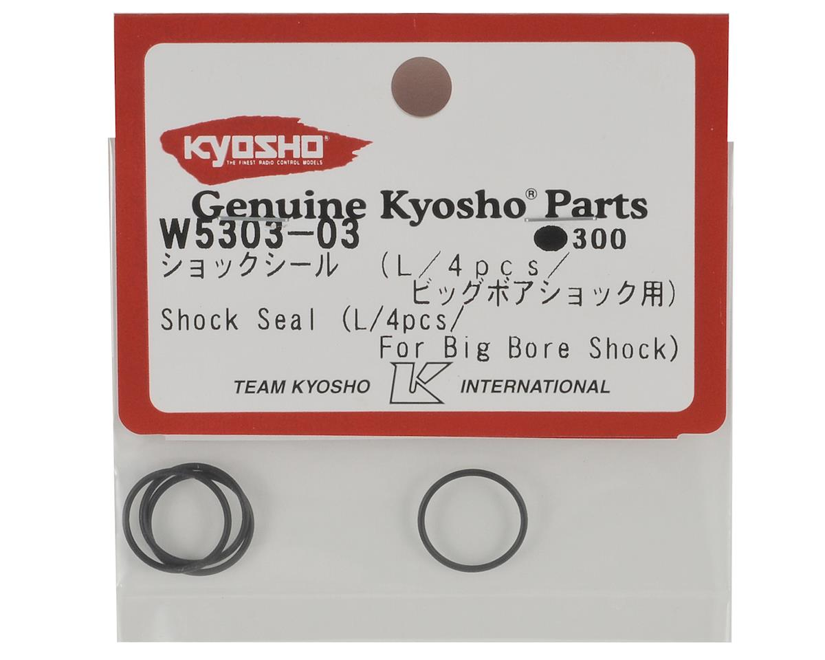 Big Bore Shock Seal Set (4) by Kyosho