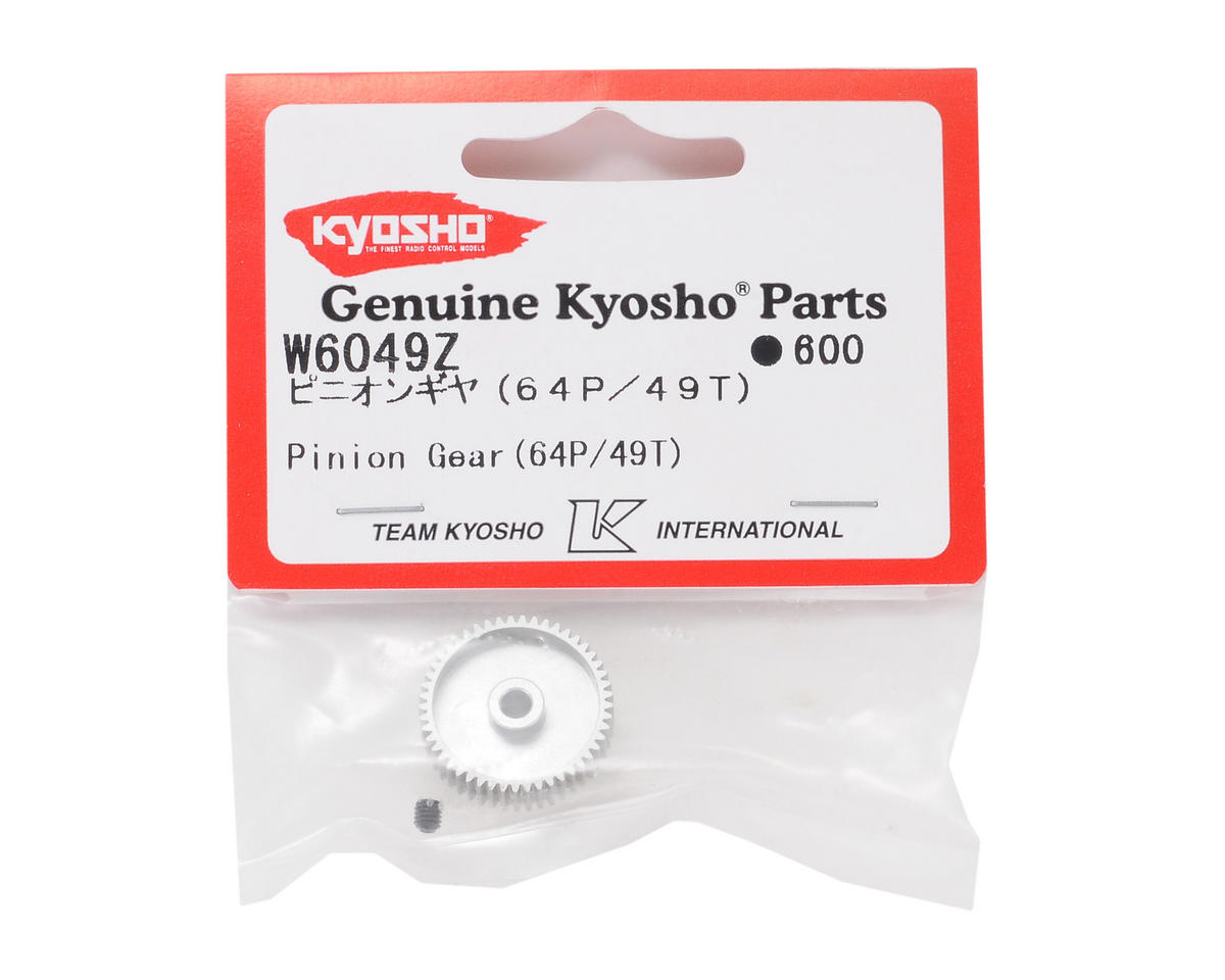 Kyosho 64P Pinion Gear (49T)