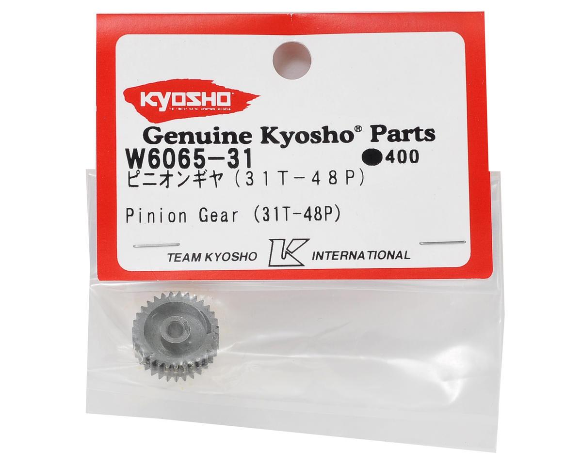 Kyosho 48 Pitch Steel Pinion Gear (31T)