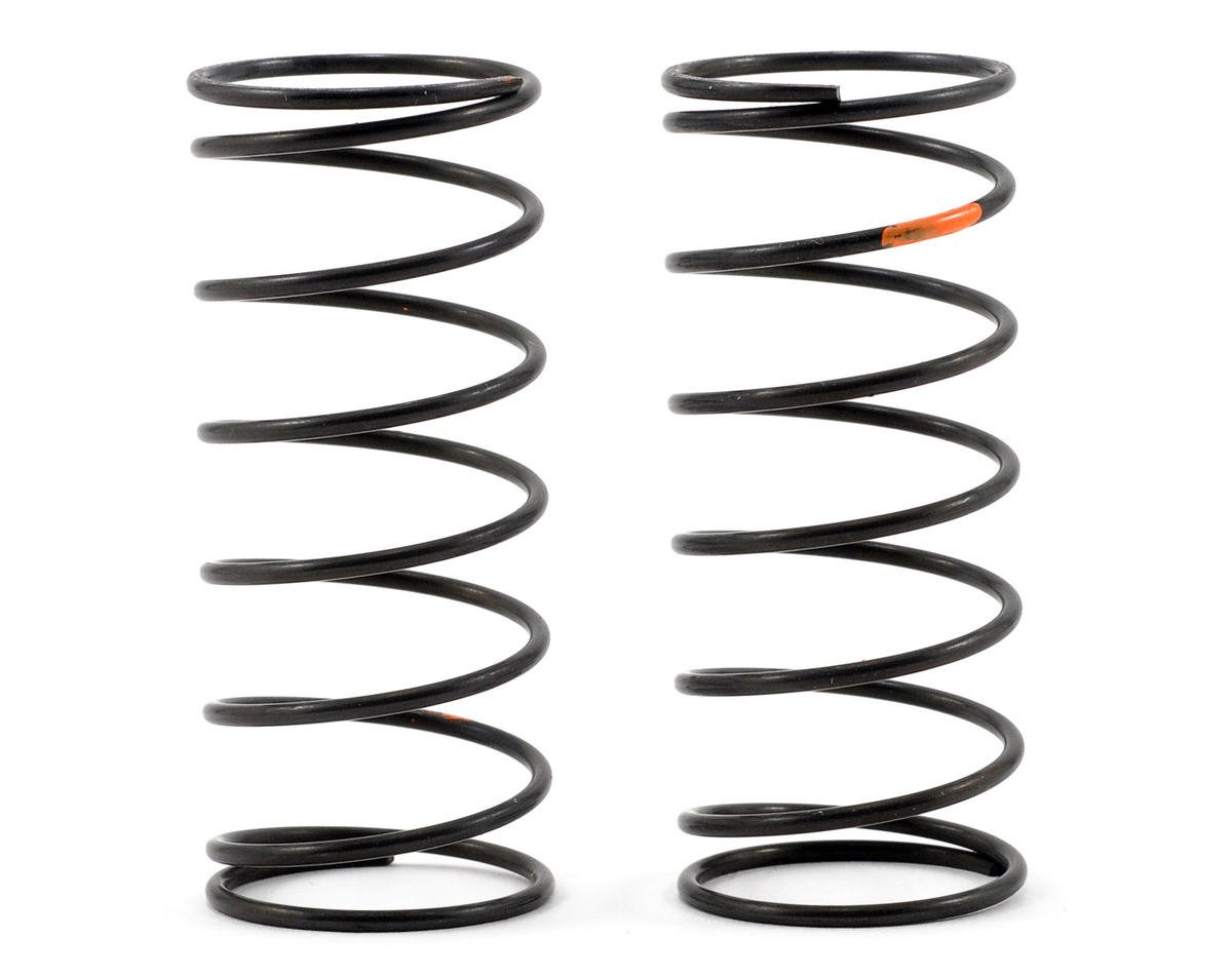 Big Bore Front Shock Spring Set (Orange/Super Hard) (2) by Kyosho Ultima RB6.6