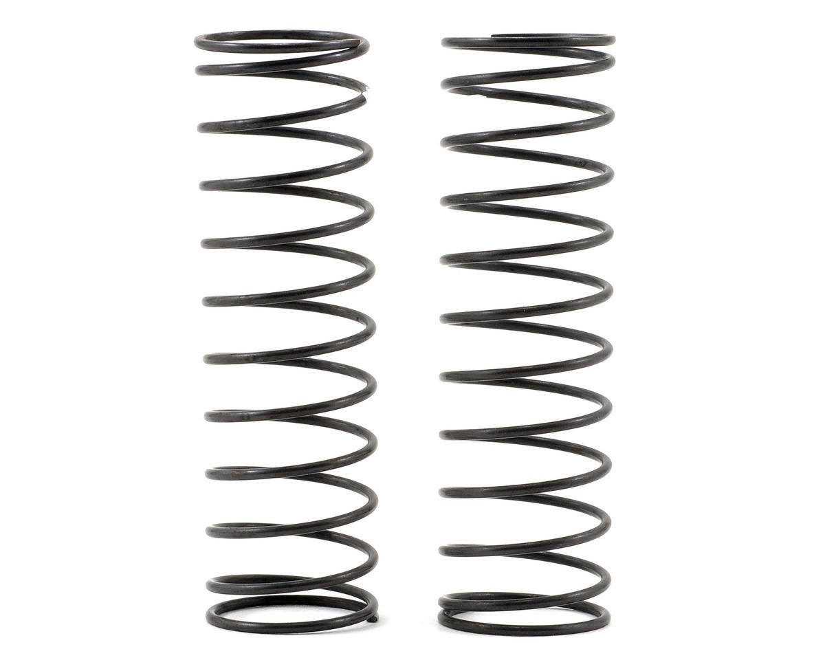 Kyosho Lazer ZX-5 Big Bore Rear Shock Spring (White/Medium Soft) (2)