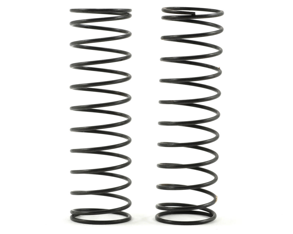 Big Bore Rear Shock Spring Set (Gold/Medium) (2) by Kyosho Ultima RB6.6
