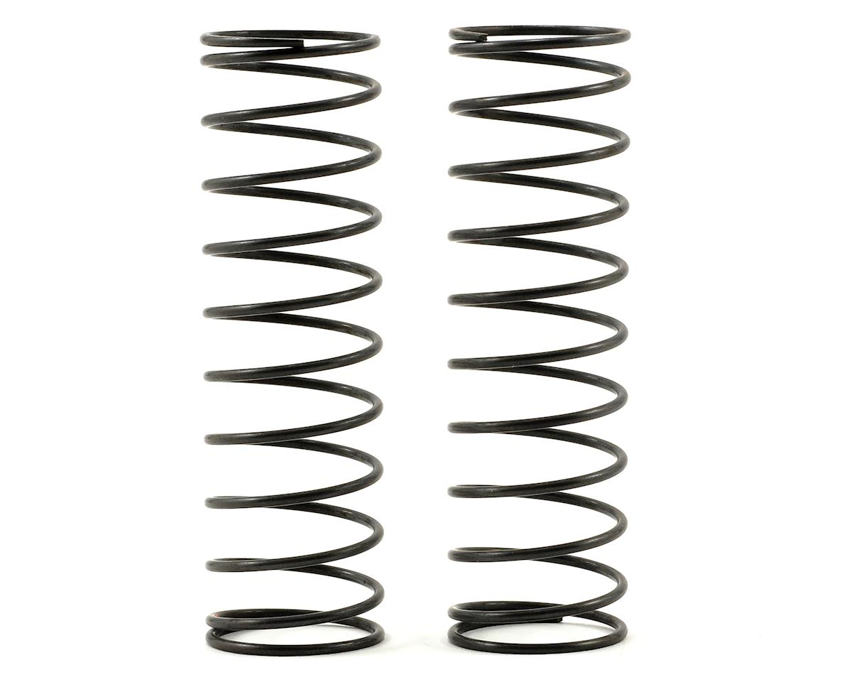 Big Bore Rear Shock Spring Set (Red/Medium Hard) (2) by Kyosho