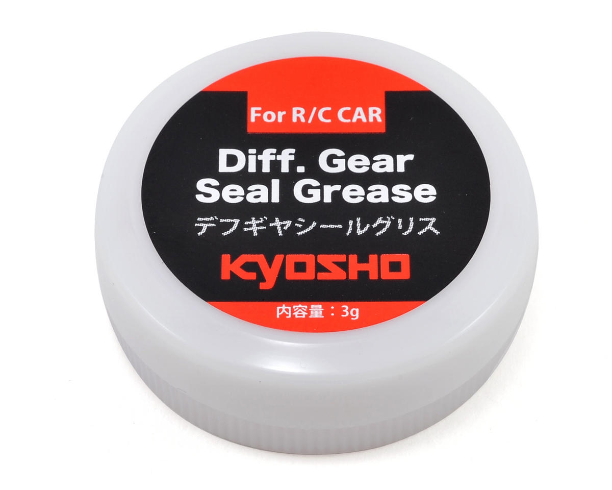 Kyosho Inferno ST Differential O-Ring Grease (3g)