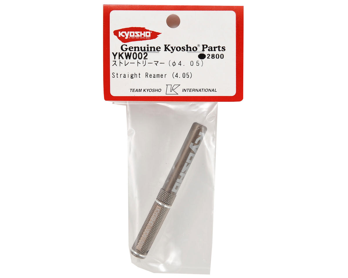 Kyosho Kanai Tools Straight Reamer (4.05mm)