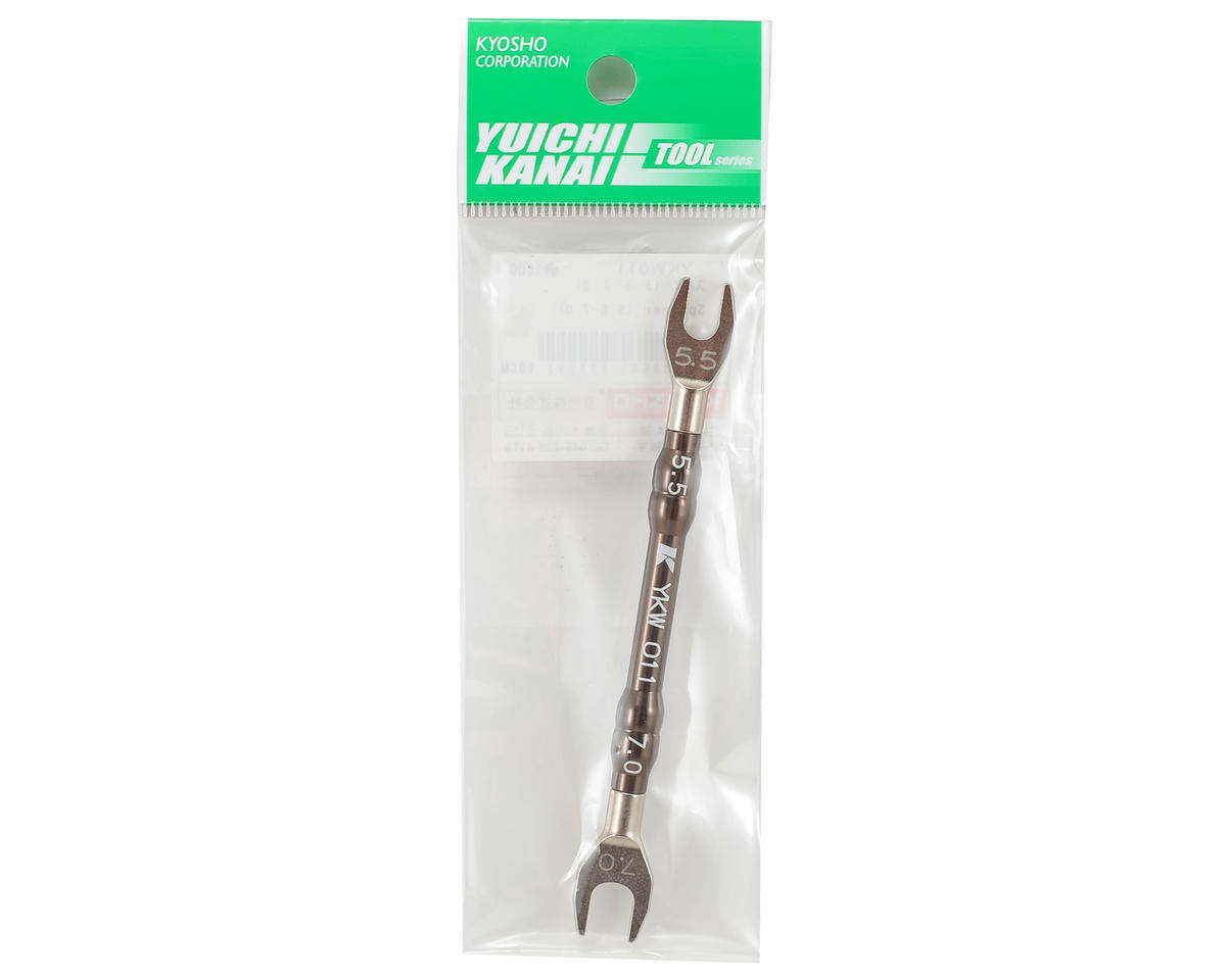 Kyosho Kanai Tools Spanner Wrench (5.5mm-7.0mm)