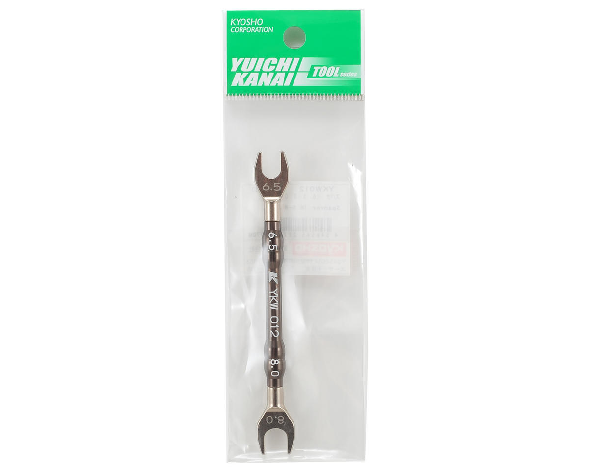 Kyosho Kanai Tools Spanner Wrench (6.5mm-8.0mm)