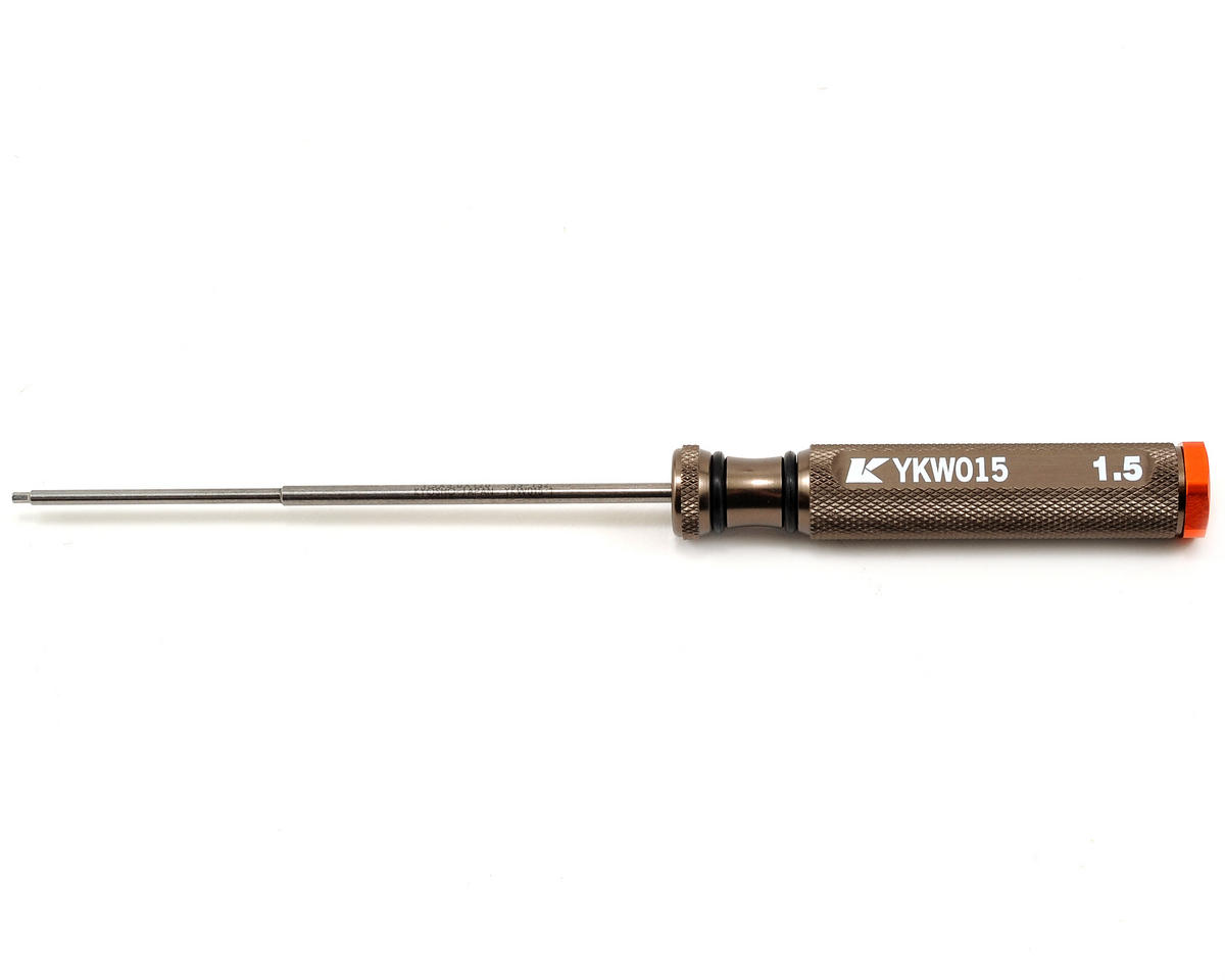 Kyosho Kanai Tools Hex Wrench (1.5mm)