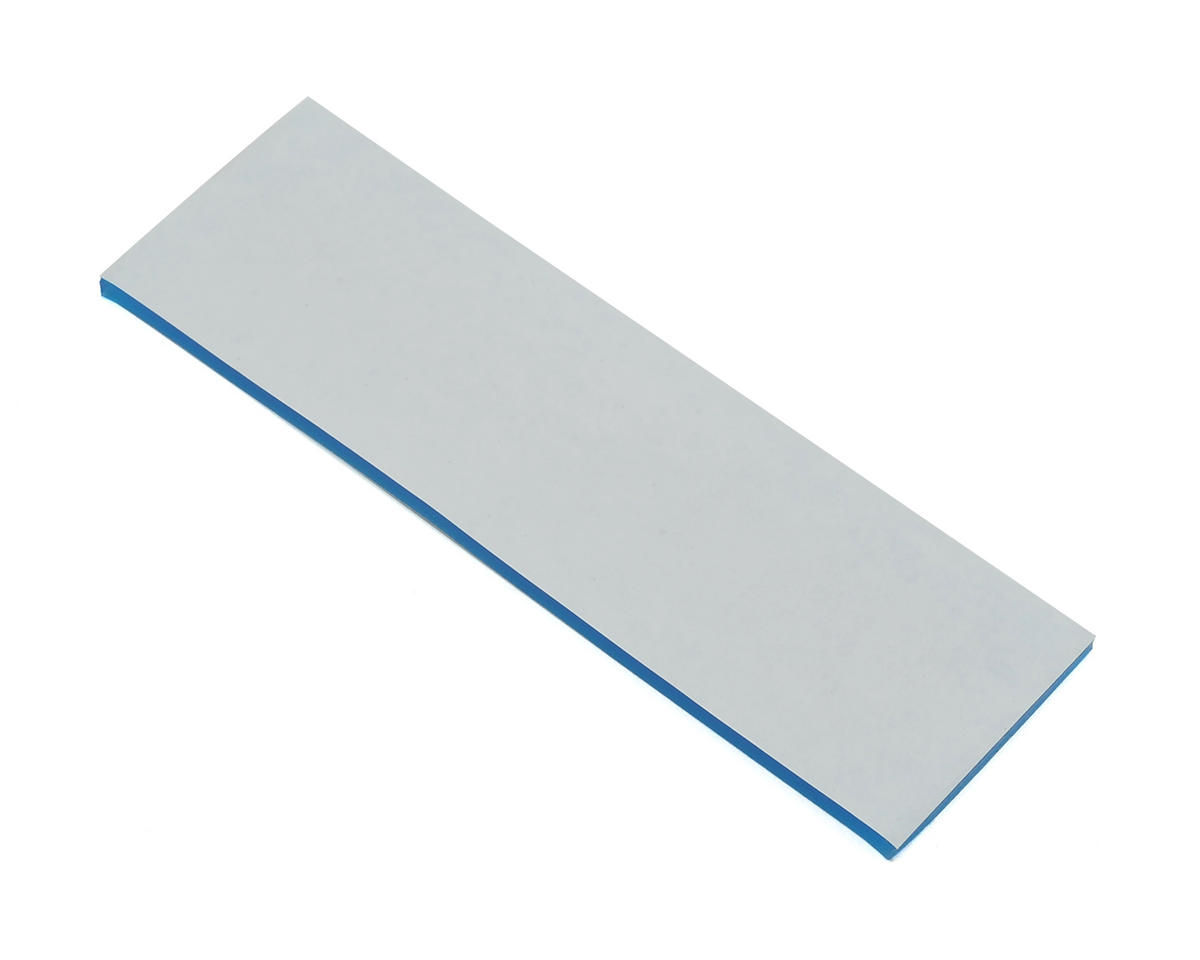 3mm Vibration Absorption Tape Sheet (Blue) by Kyosho