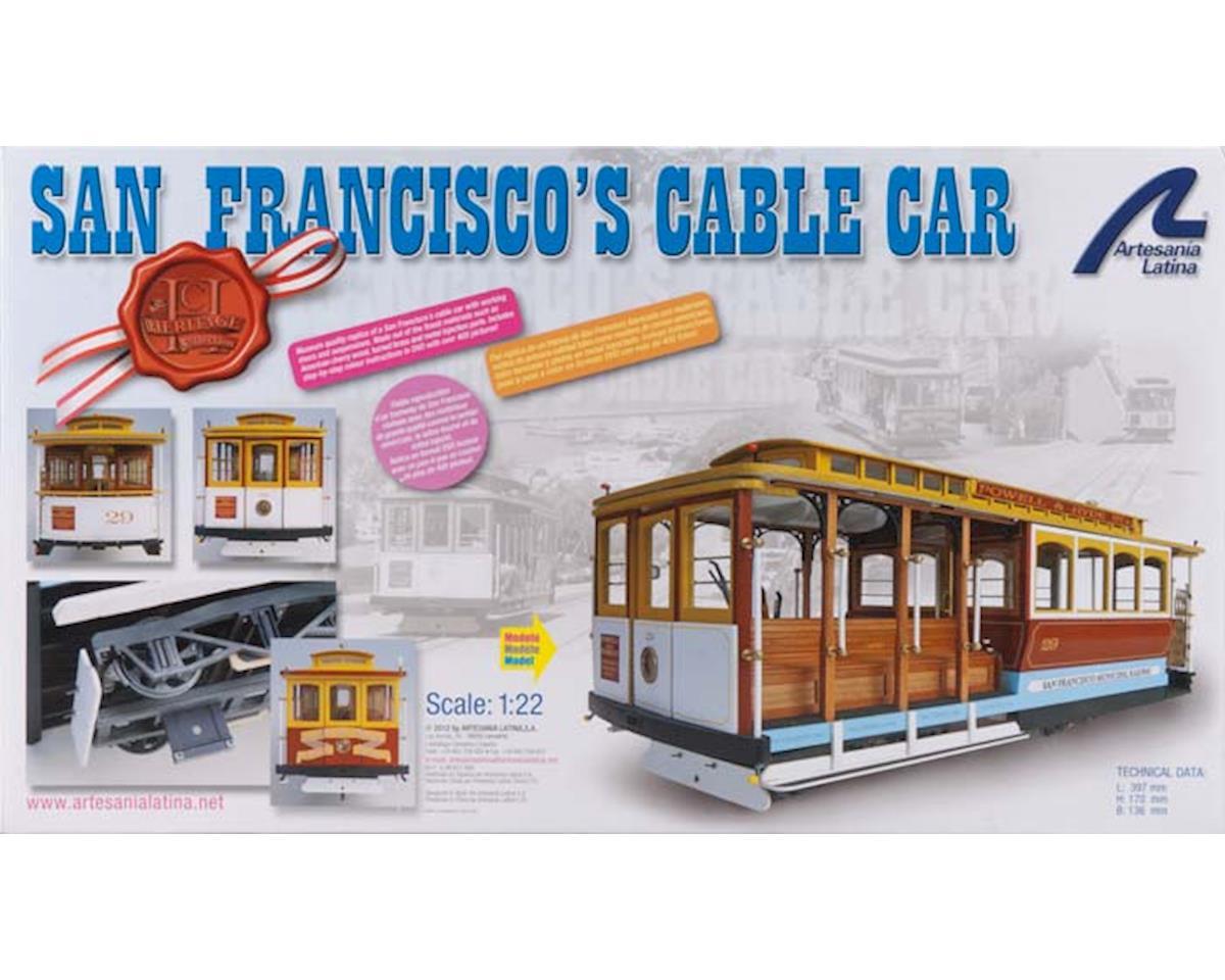 Latina 20330 San Francisco Powell Street Cable Car