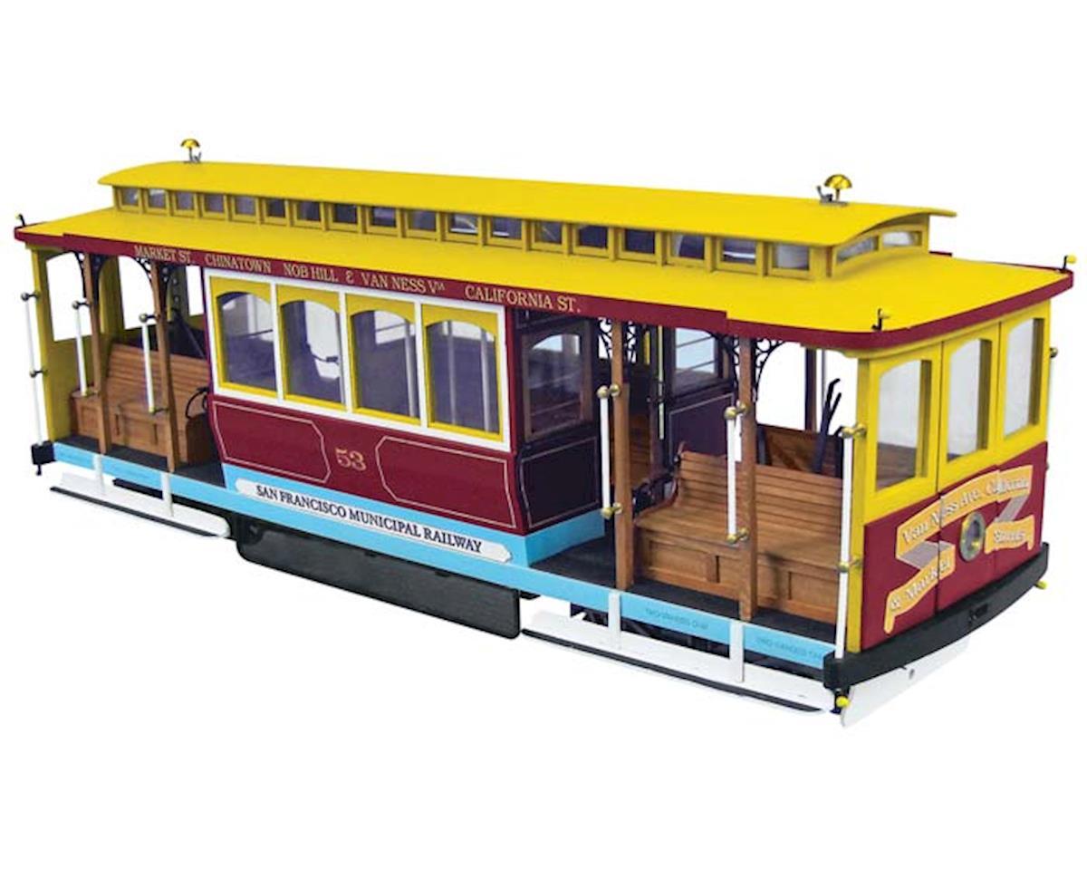 Latina 20331 San Francisco California Street Cable Car