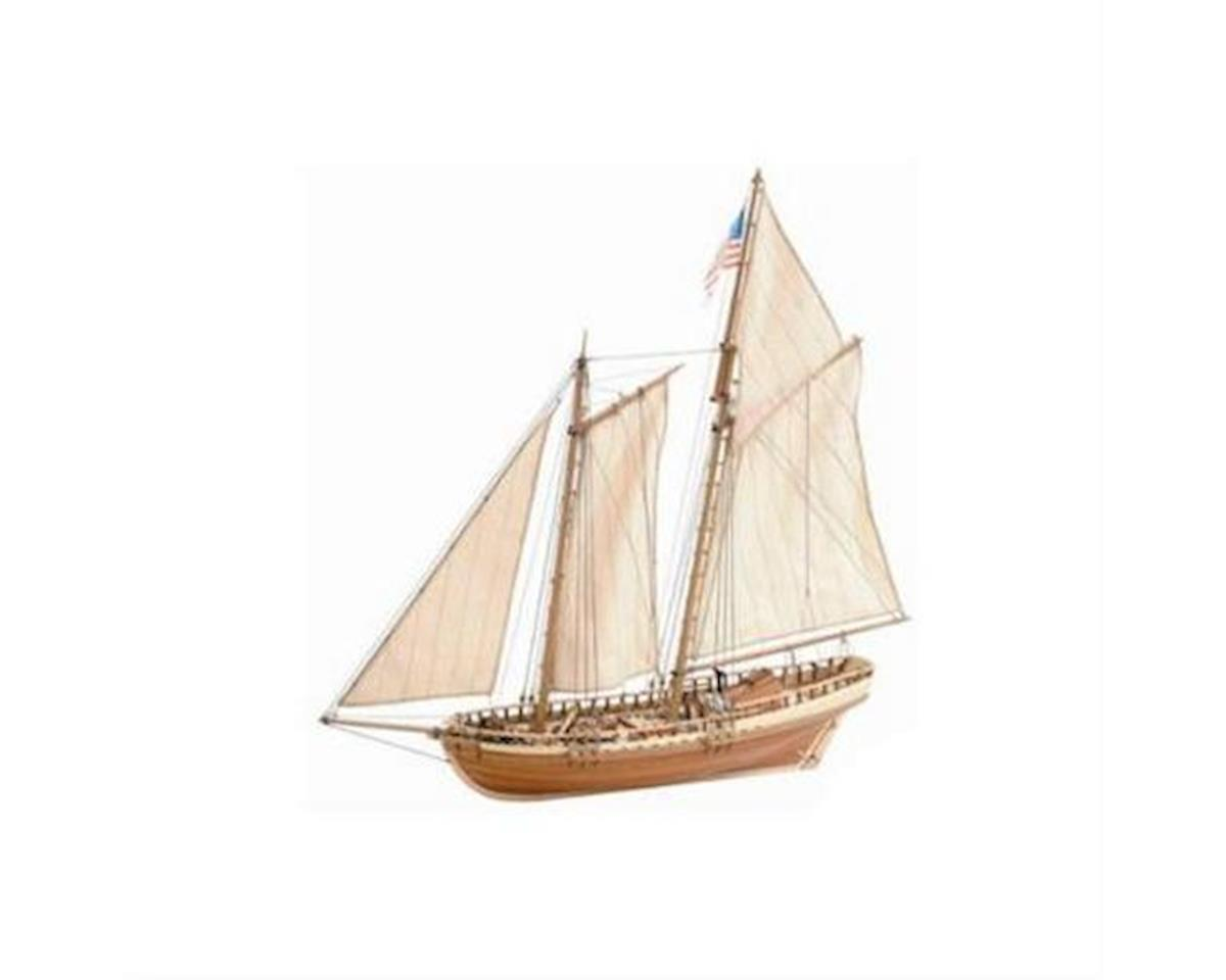 1 41 Virginia American Schooner Model Ship Kit