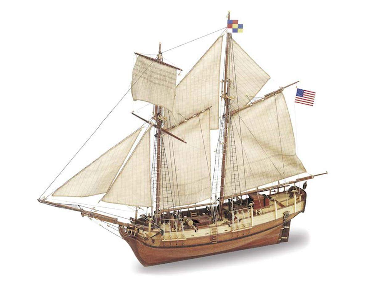 1/35 2-Masted Independence 1775 Sailing Ship