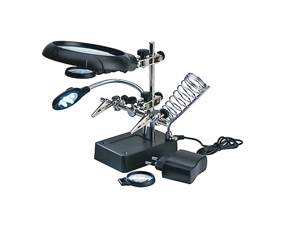 Latina 27022-3 Magnifier w/5 LED Lights