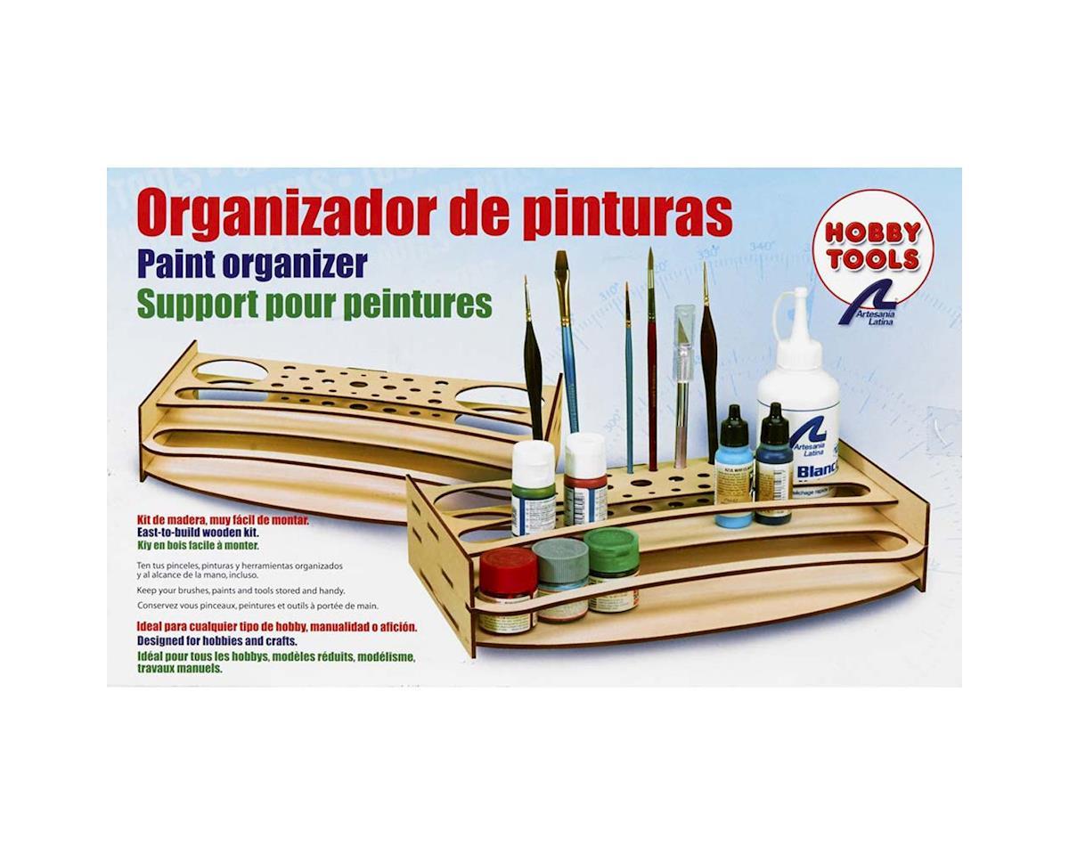Paint/Accessory Organizer