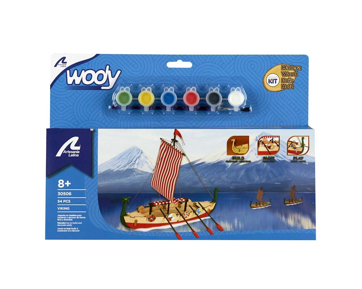 30506 Drakkar Viking Boat