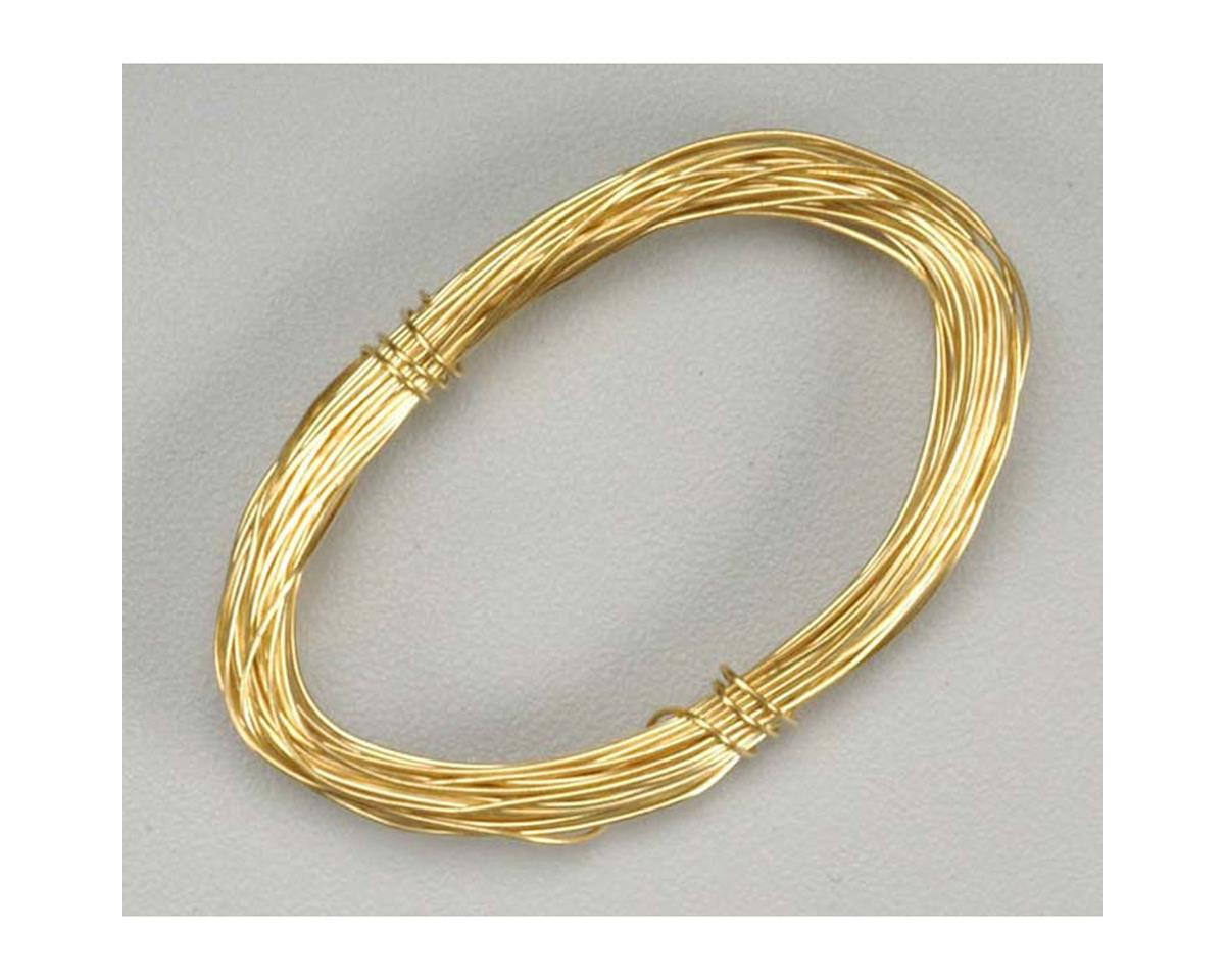 Latina 8626 Brass Wire .5mm 5Meter