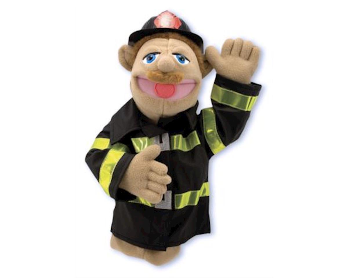 Melissa & Doug  Firefighter Puppet