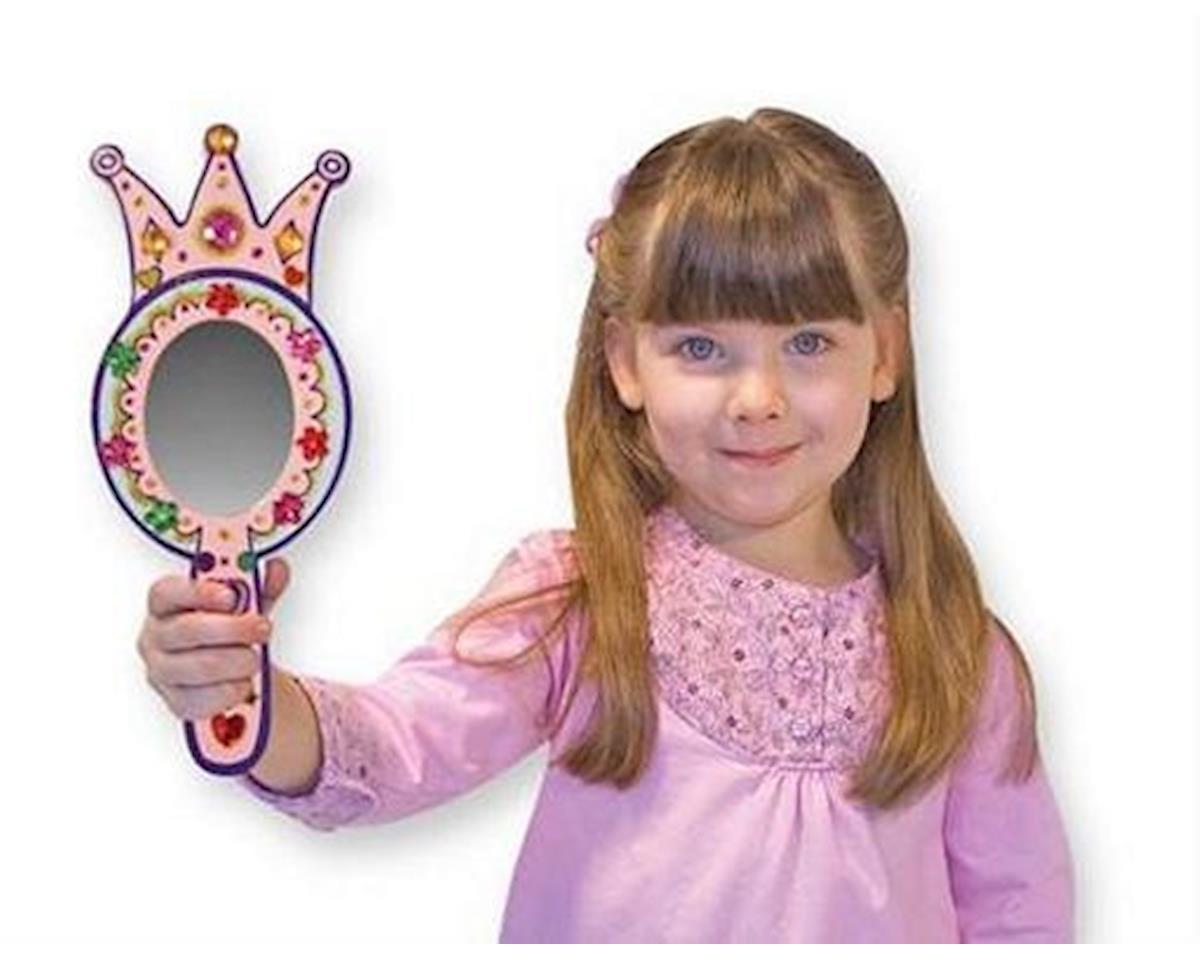 Melissa & Doug  Decorate Your Own Mirror