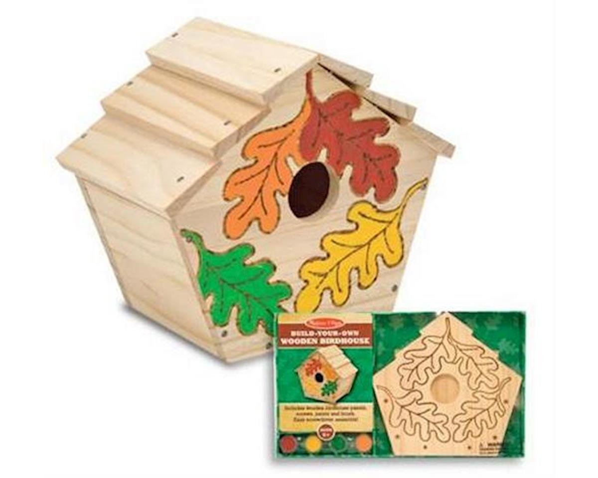 Melissa & Doug  Build & Paint Birdhouse
