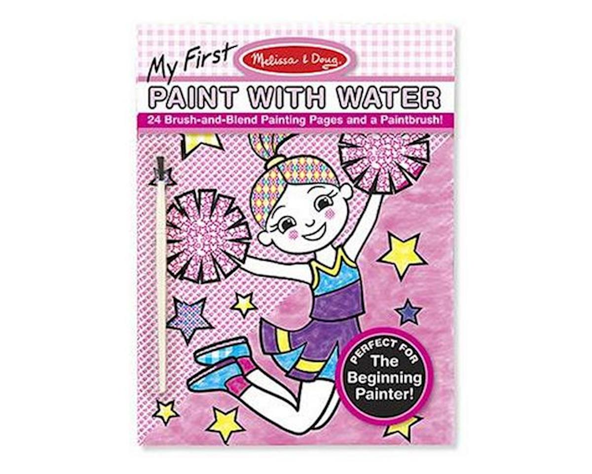 Melissa & Doug  My First Paint With Water, Pink