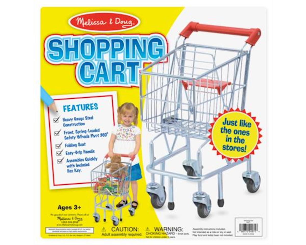 Melissa & Doug  Grocery Cart