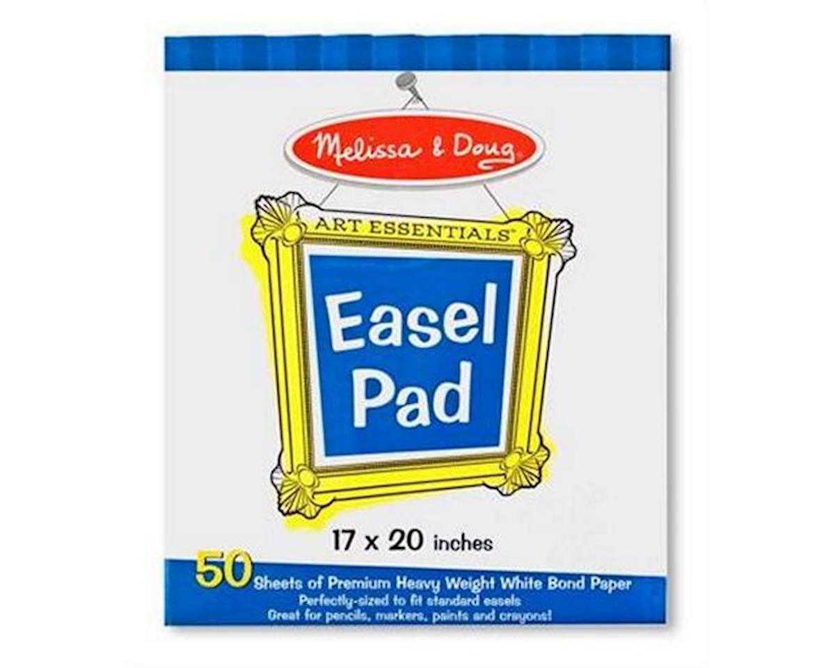 """Melissa & Doug  Easel Paper Pad 17X20"""""""