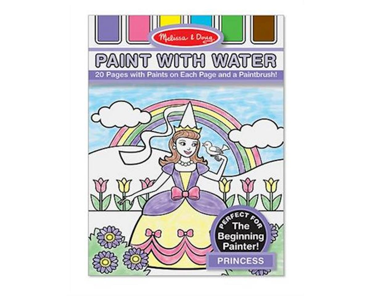 Melissa & Doug  Paint With Water, Princess