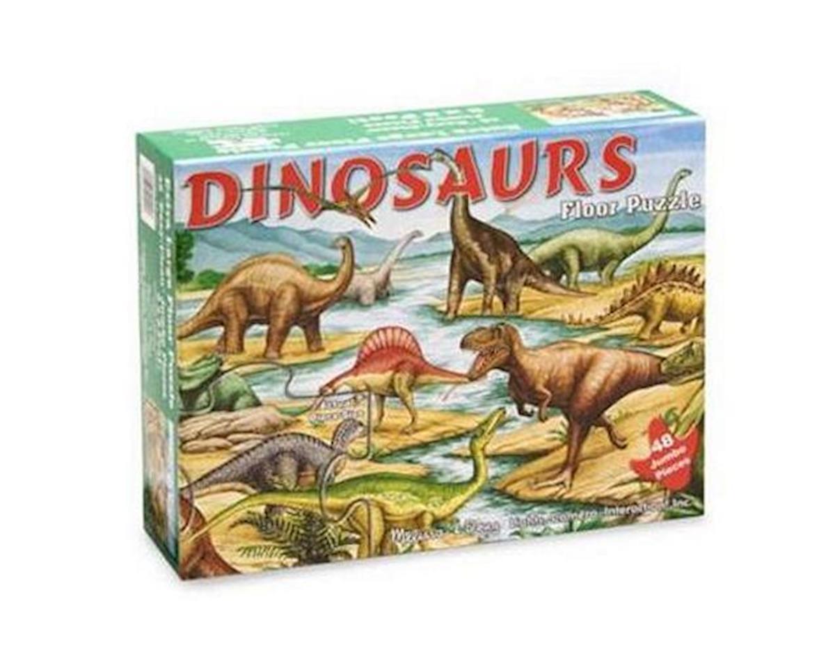 Melissa & Doug  Dinosaur 48Pc Floor Puzzle