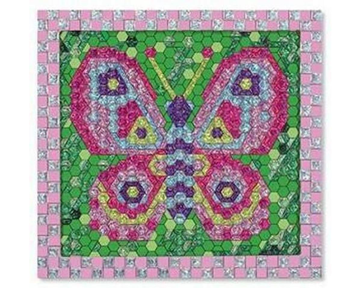 Melissa & Doug  Peel & Press Mosaics - Butterfly
