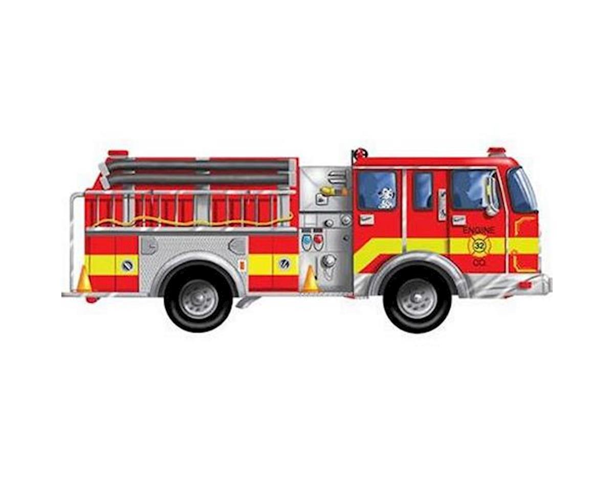 Melissa & Doug  Fire Truck 24Pc Floor Puzzle