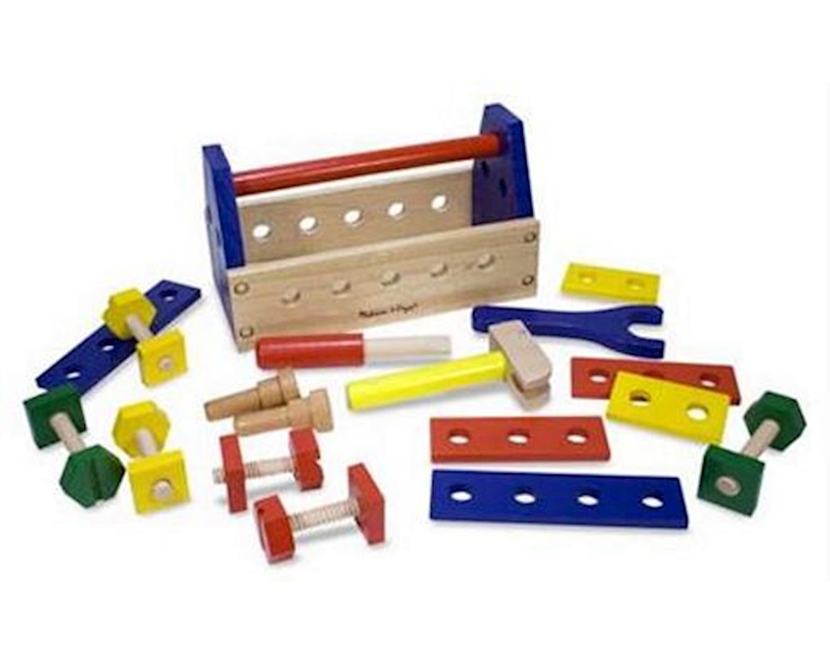 Woodyland 102191868 Take-Along Tool Kit Multicolor