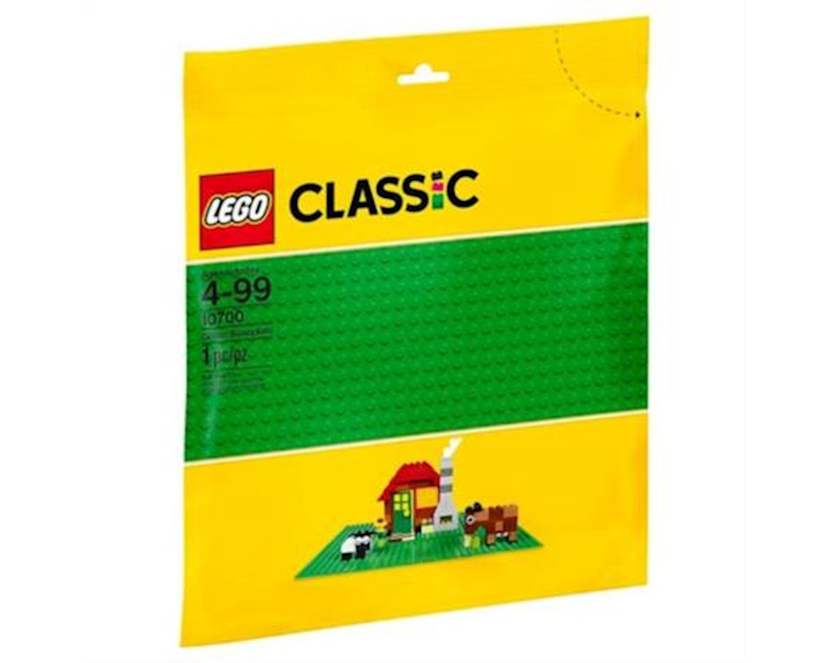 Green Baseplate by Lego