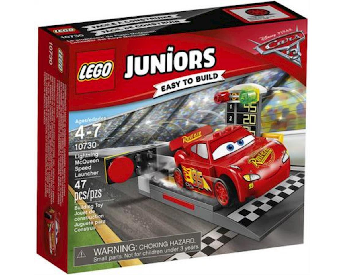 Lego Jrs Cars 3 Mcqueen Speed Launcher