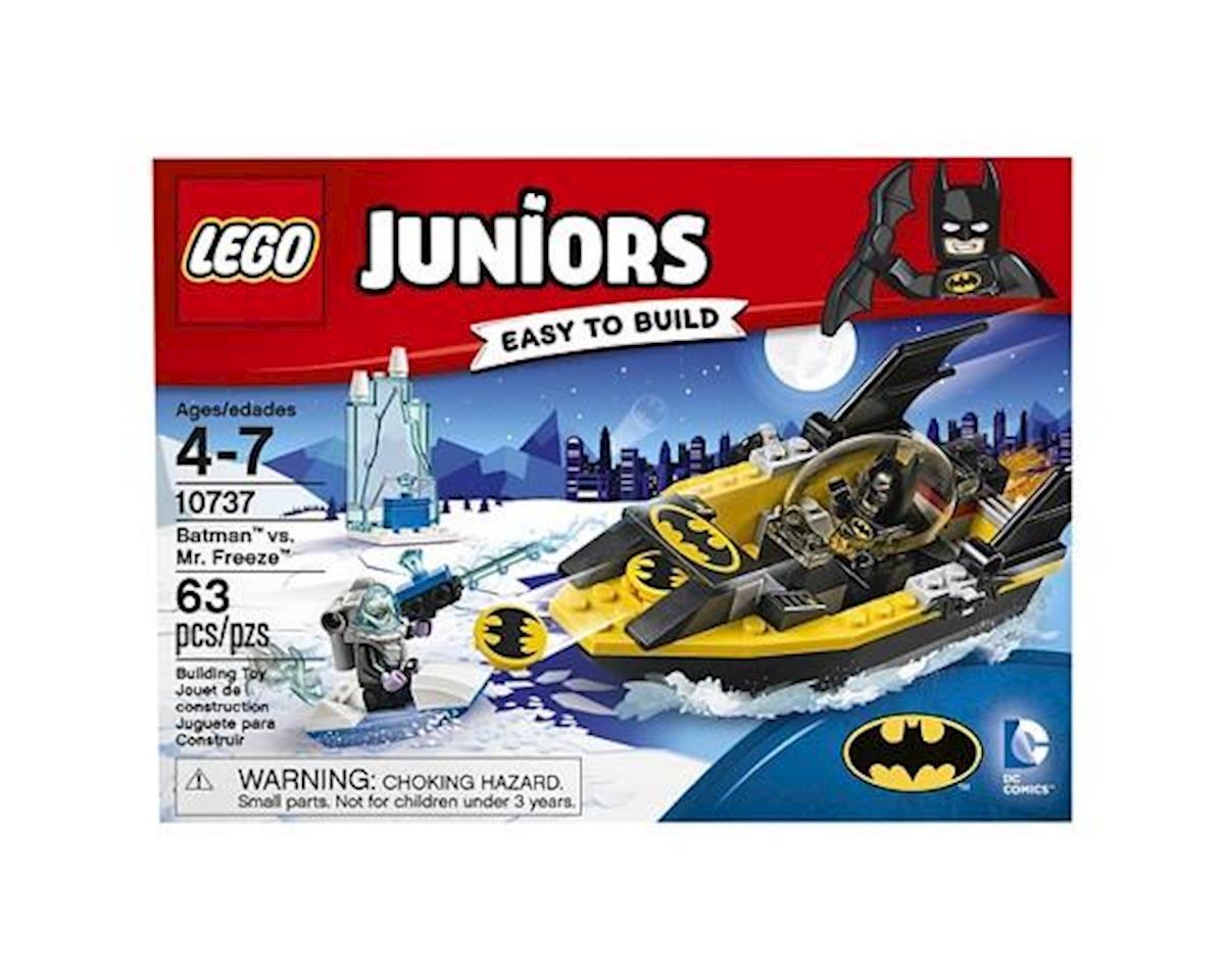 Lego Juniors Batman Vs Mr Freeze