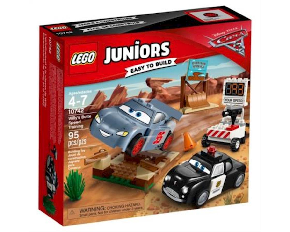 Juniors Willy's Butte Speed Training 10742 Building Kit