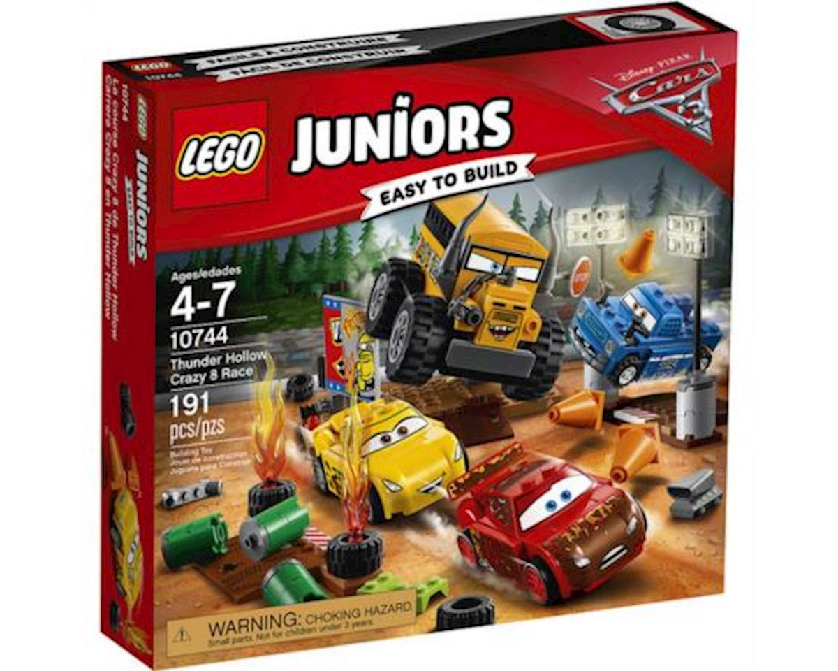LEGO Juniors Thunder Hollow Crazy 8 Race 10744 Building Kit
