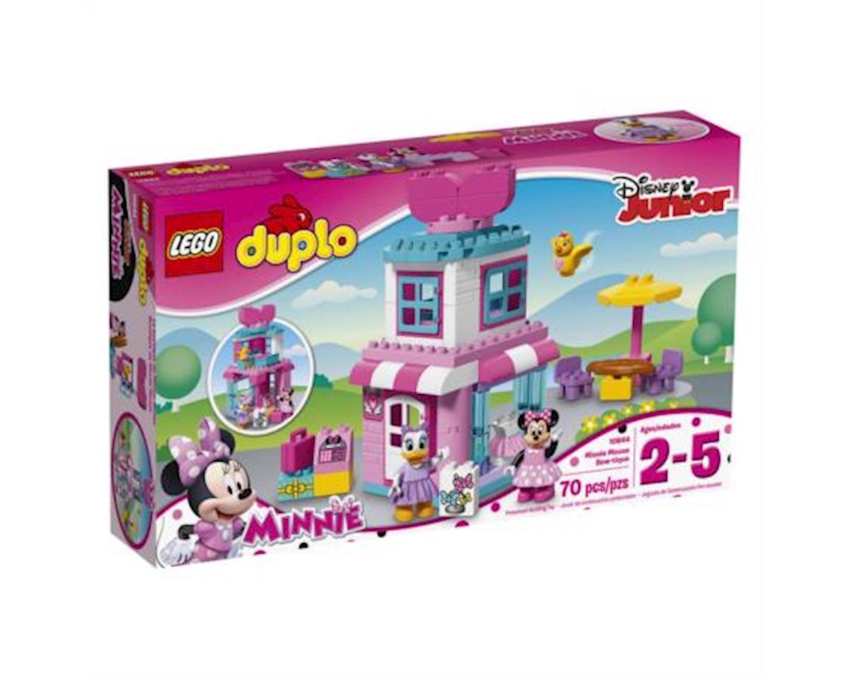 DUPLO Brand Disney Minnie Mouse Bow-Tique 10844 Building Kit (70 Piece)