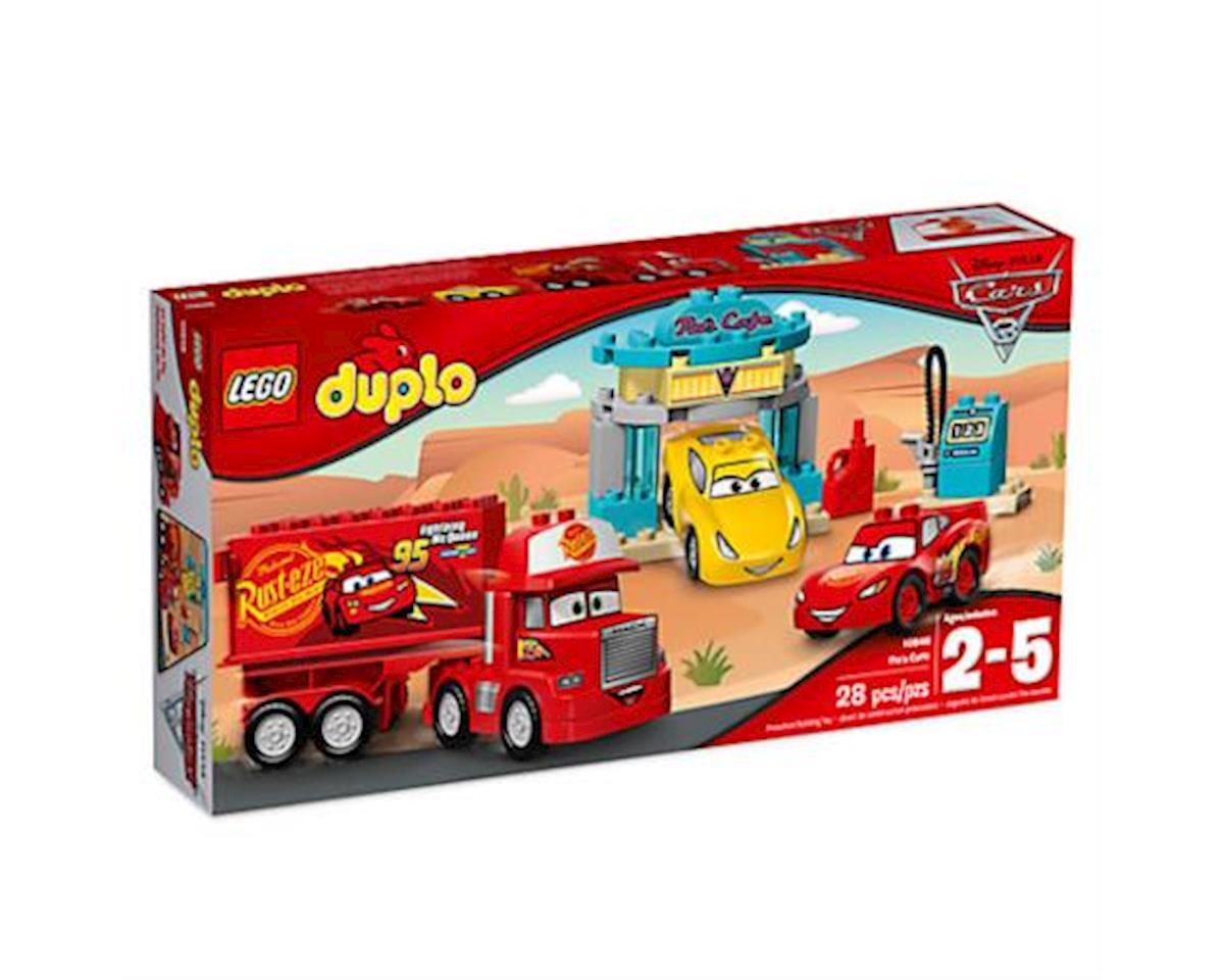 Lego Duplo Flo's Caf? 10846 Building Kit