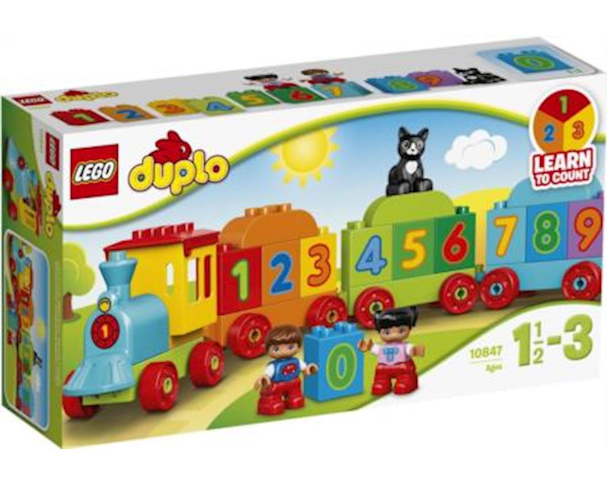 LEGO Duplo Number Train