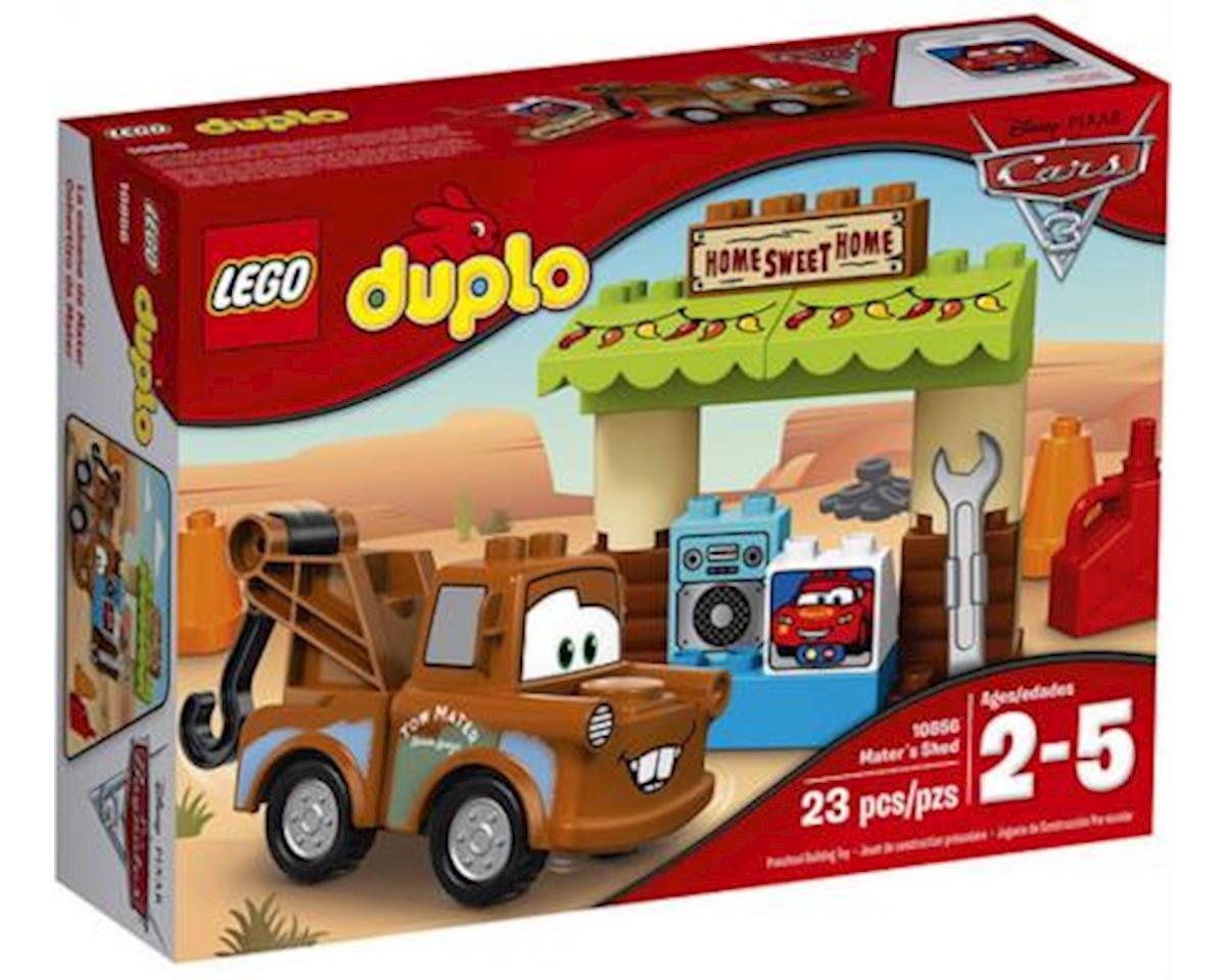 LEGO DUPLO Mater´s Shed 10856 Building Kit