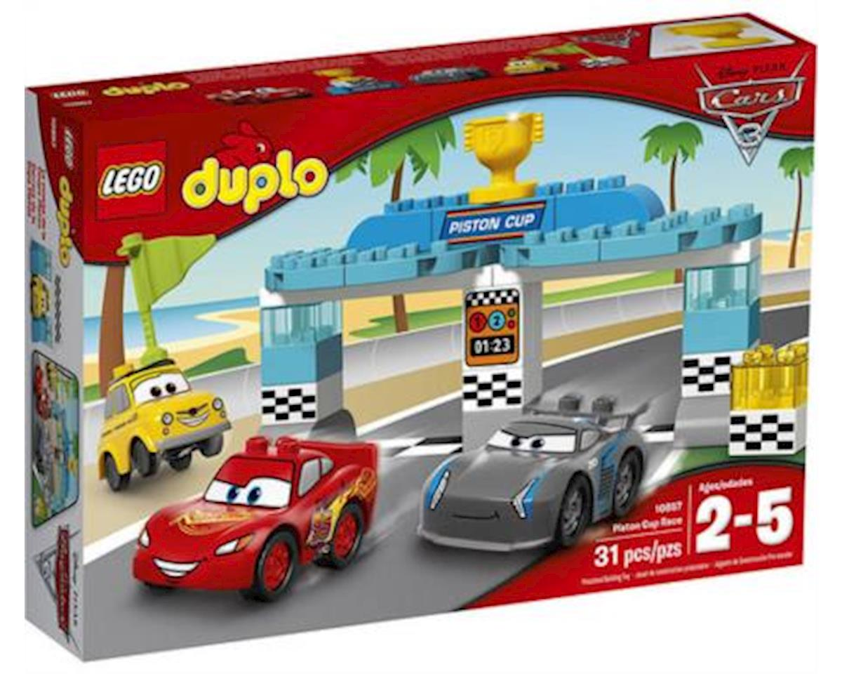 DUPLO Piston Cup Race 10857 Building Kit