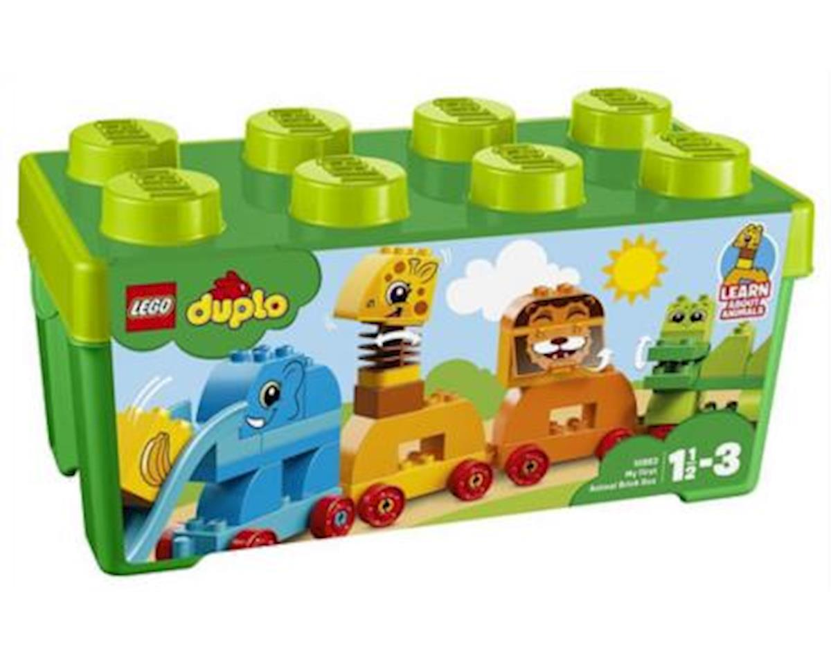 *Bc* Duplo My First Animal Brick Box