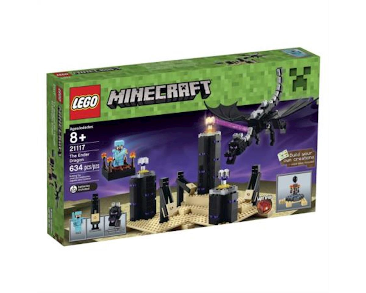 Minecraft The Ender Dragon by Lego
