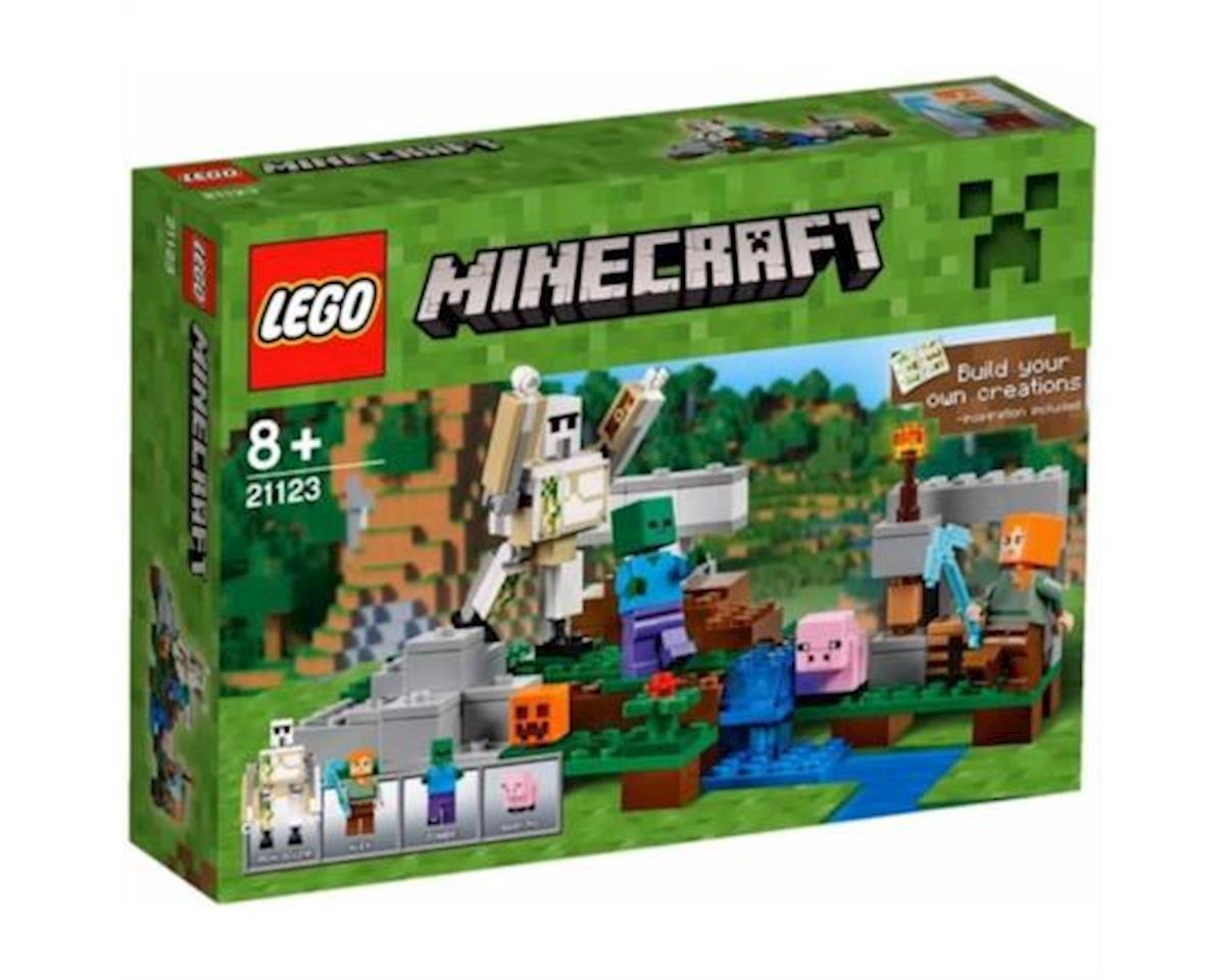 Lego Mincraft Iron Golem